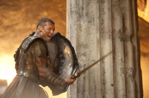 """Sam Worthington in """"Clash of the Titans."""""""
