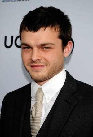 "Alden Ehrenreich at the California premiere of ""Tetro."""