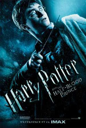 "Poster art for ""Harry Potter and the Half-Blood Prince: The IMAX Experience."""