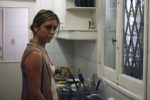 """Claudia Celedon as Pilar Valdez in """"The Maid (La Nana)."""""""