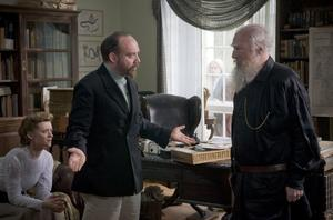 """Anne-Marie Duff, Paul Giamatti and Christopher Plummer in """"The Last Station."""""""