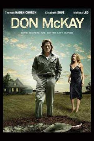 "Poster art for ""Don McKay."""