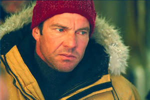 """Dennis Quaid in """"The Day After Tomorrow."""""""