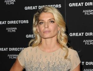 """Angela Ismailos at the New York premiere of """"Great Directors."""""""