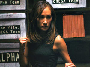 """Maggie Q in """"Operation: Endgame"""""""