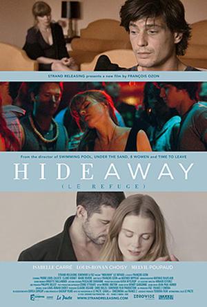 """Poster art for """"Le Refuge/Hideaway"""""""