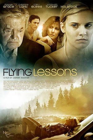 "Poster art for ""Flying Lessons"""