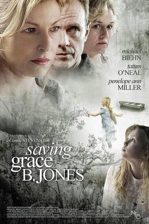 """Poster art for """"Saving Grace B. Jones"""""""