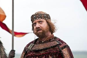 "Paul Giamatti in ""Ironclad."""