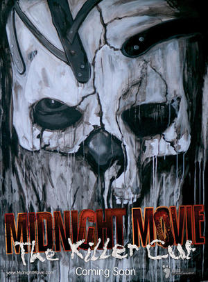 """Poster art for """"Midnight Movie: Killer Cut."""""""