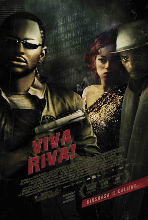 """Poster art for """"Viva Riva!''"""