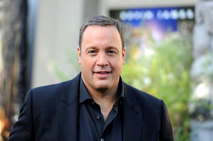 "Kevin James at the California premiere of ""Zookeeper."""