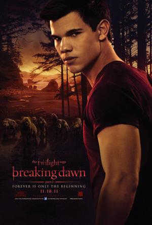 "Poster art for ""The Twilight Saga: Breaking Dawn Part 1."""