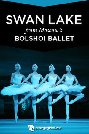 "Poster art for ""Swan Lake."""