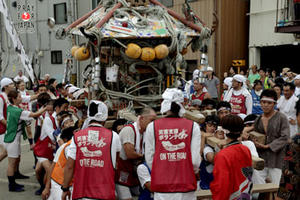 """A scene from """"Pray for Japan."""""""