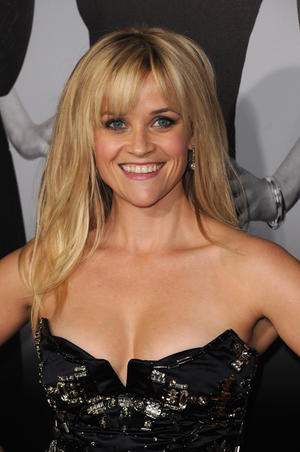 "Reese Witherspoon at the California premiere of ""This Means War."""