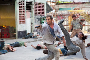"""Mel Gibson in """"Get the Gringo."""""""