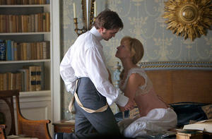 "A scene from ""Bel Ami."""