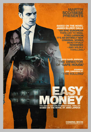 "Poster art for ""Easy Money."""