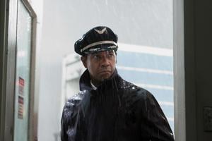 """Denzel Washington in """"Flight."""""""