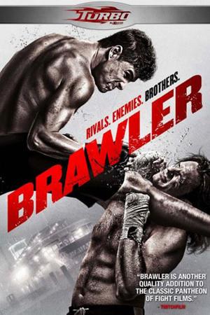 """Poster art for """"Brawler."""""""