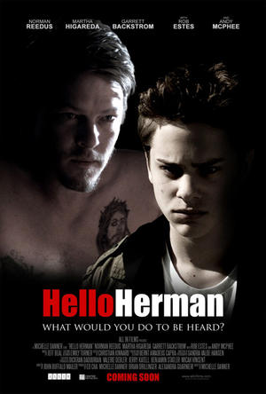"""Poster art for """"Hello Herman."""""""