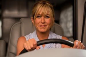 "Jennifer Aniston as Rose in ""We're the Millers."""