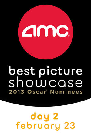 "Poster art for ""AMC Best Picture Showcase Day 2."""