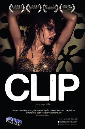 "Poster art for ""Clip."""