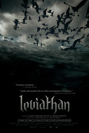"Poster art for ""Leviathan."""
