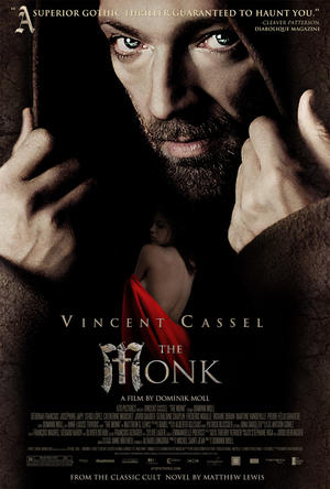 "Poster art for ""Monk."""