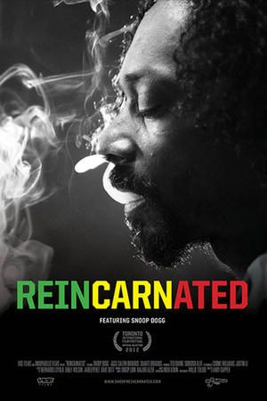 "Poster art for ""Reincarnated."""