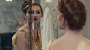 "Josephine de la Baume in ""Kiss of the Damned."""