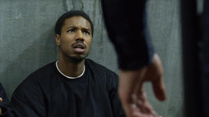"A scene from ""Fruitvale Station."""