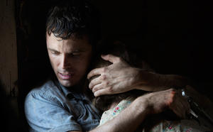 "Casey Affleck and Rooney Mara in ""Ain't Them Bodies Saints."""