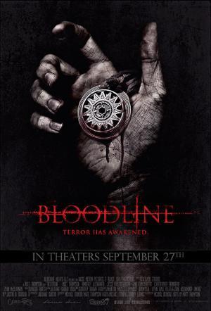 """Poster art for """"Bloodline."""""""