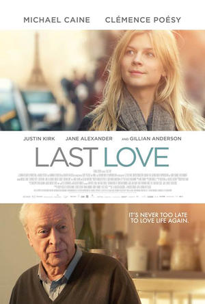 "Poster art for ""Last Love."""