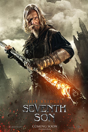 "Poster art for ""Seventh Son 3D."""