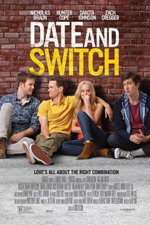 "Poster art for ""Date and Switch."""