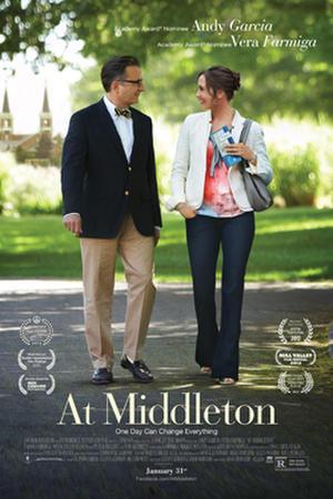"""Poster art for """"At Middleton."""""""