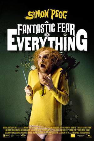 "Poster art for ""A Fantastic Fear of Everything."""