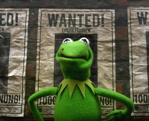 "Promotional still for ""Muppets Most Wanted."""