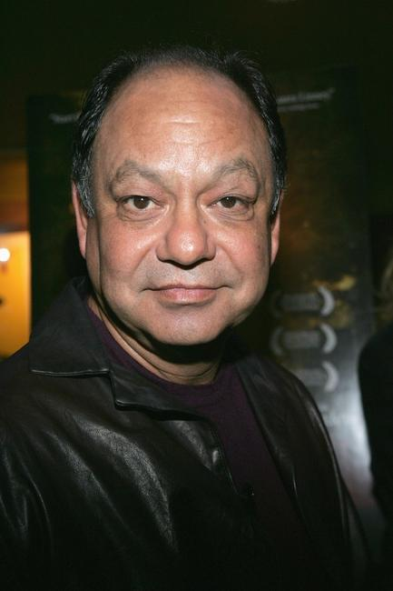 Cheech Marin at the premiere of