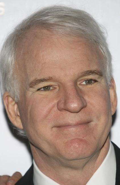 Steve Martin at the Assaults Against Women 35th Annual Humanitarian Awards.