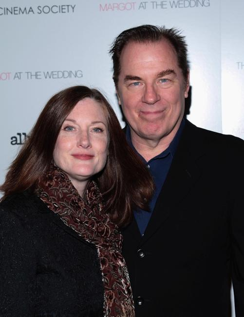 Michael McKean and Annette O'Toole at the screening of