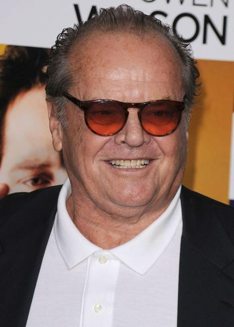 Jack Nicholson at the California premiere of