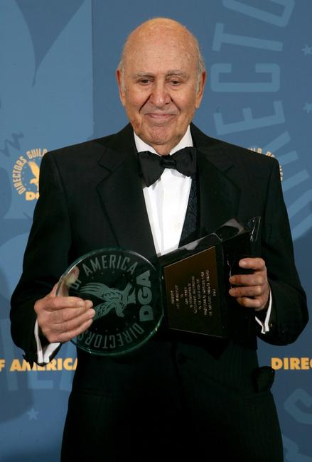 Carl Reiner at the 59th Annual DGA Awards.