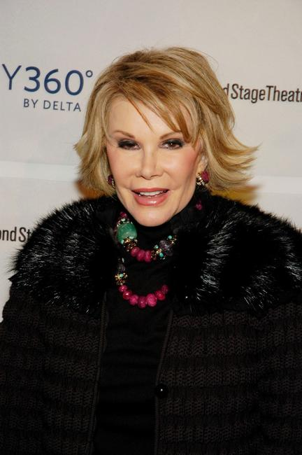 Joan Rivers at the after party of