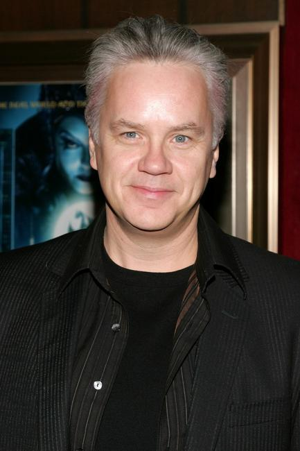 Tim Robbins at the New York screening of