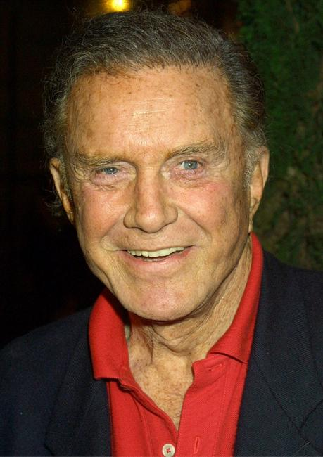 Cliff Robertson at the New York premiere of